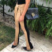 Calça Skinny Couro Ecológico - Carlota
