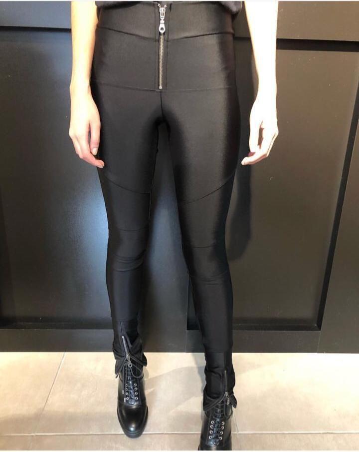 Calça Skinny Lycra Encorpada - Lizzie